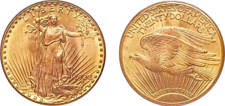 Heritage Signature Auction of U.S. Coinage, Oct. 31-Nov. 2, lot