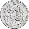 United Kingdom: First Christmas-Themed British Coin Launched in Time for Festive Season