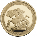United Kingdom: 200 Years of the Iconic Sovereign Celebrated with Re-creation of Original Pistrucci Design