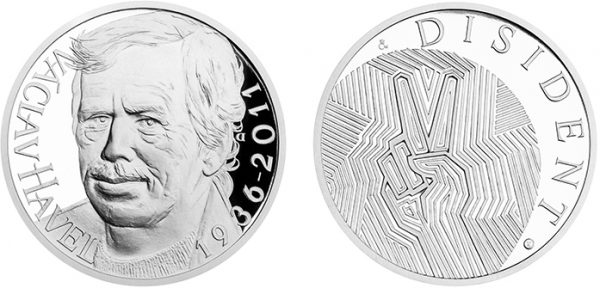 czech-rep-havel-silver-disi-or