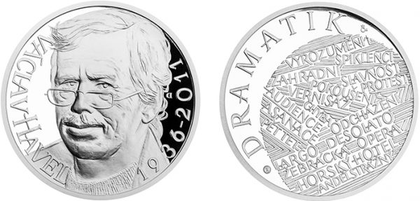 czech-rep-havel-silver-dram-or