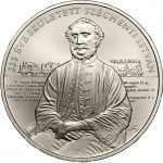 "Hungary: New Silver Coin Remembers István Széchenyi, ""The Greatest Hungarian,"" on the 225th Anniversary of His Birth"