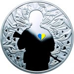 Ukraine: New Collector Coin Pays Tribute to Volunteer Movement and Those Who Give of Their Time and Energy
