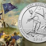 Fort Moultrie 5-oz. Silver Uncirculated Coin Available at Noon Tomorrow