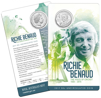 2017_richie_benaud_50c_uncirculated_card_-_layout