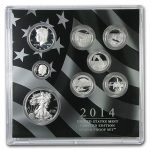 2016 Limited Edition Silver Proof Set Available at Noon Today; Mint Offers Free Budget Shipping