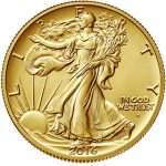 Walking Liberty Gold Half Dollar Completes Centennial Gold Trio