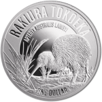 "New Zealand: 2017-Dated ""Kiwi"" Gold and Silver Bullion Coins Unveiled"