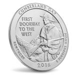 Cumberland Gap 5-oz. Silver Uncirculated Coins Almost Sold Out