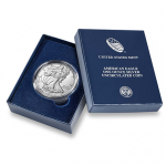 2016 Uncirculated American Silver Eagles Go on Sale at Noon Today