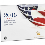 2016 U.S. Mint Annual Uncirculated Dollar Coin Set Available Today at Noon