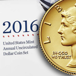 U.S. Mint Sales Report: Week Ending December 18, 2016