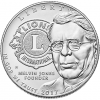 Mint Announces Early Sales Figures for Lions Clubs International Commemorative Coins