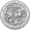 Lions Clubs Centennial Commemorative Silver Coins Available at Noon