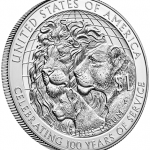 Mint Announces Prices for 2017 Lions Clubs International Commemorative Coins