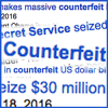 Elsewhere on the Web: Time to Get a Handle on Counterfeiters