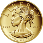 U.S. Mint Unveils the First in a Series of High-Relief Gold American Liberty Coins