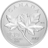 Canada: Half-Ounce Silver Coin Pays Tribute to Country's Confederation Anniversary