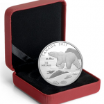 Canada: Second Coin in Nature's Impressions Series Features Polar Bear