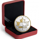 Canada: Timeless Icons Appear on New Piedfort Silver Anniversary Coin