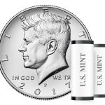 U.S. Mint begins sales of Kennedy half dollar product options on February 22