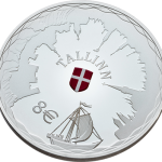 Estonia: Hanseatic history featured on latest gold and silver coins
