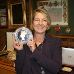 Onward and Upward: Interview with Taya Pobjoy, managing director of the Pobjoy Mint