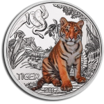 "Austria: Engaging ""Colourful Creatures"" series continues with latest coin"