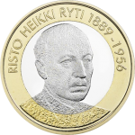"Finland: Latest coin in ""Presidents"" series launched"