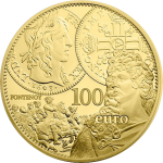 France: The Sower coupled with the exquisite Louis d'Or on latest gold and silver coins