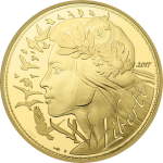 France: Ever-popular figure of Marianne features on latest gold and silver collector coins