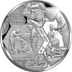 The Netherlands: Celebration medal marks 450 years of mint history