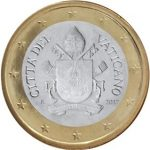 Vatican City: Portrait of Pope Francis Removed from Circulation Euro Coins