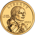 Where the Sacagawea dollar is not only loved, it's preferred