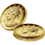 2017 American Liberty 225th Anniversary gold coin available April 6