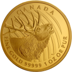 "Canada: New bullion coins from silver ""Predator"" and gold ""Call of the Wild"" series"