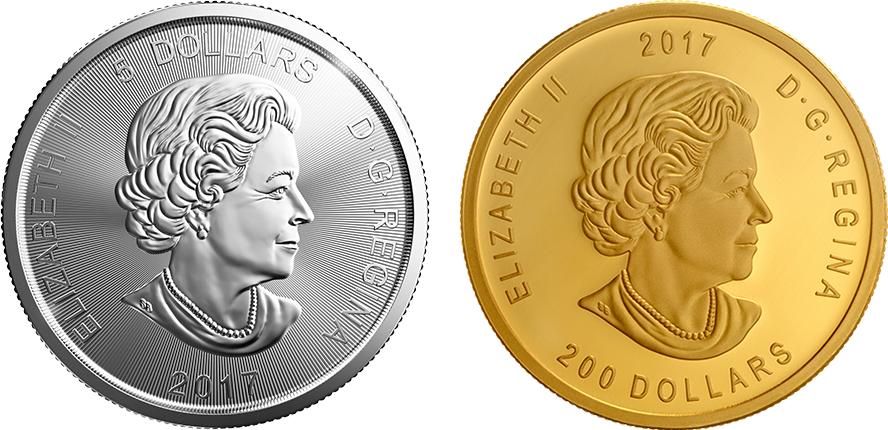 "Canada: New bullion coins from silver ""Predator"" and gold"