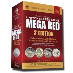 Chopmarked coins featured in new 3rd edition of MEGA RED