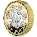 United Kingdom: Collector versions of new £1 coin offered before regular issue