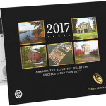 Sales opened today for the 2017 America the Beautiful Quarters Uncirculated Coin Set