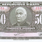 The Tyvek banknotes of Haiti