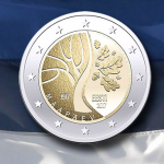 Estonia: Release of pre-independence anniversary coins announced