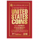 2018 Red Book honors David Rittenhouse, first director of the United States Mint, and 225 years of American coinage