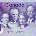 Canada: Commemorative $10 banknote issued for Confederation anniversary