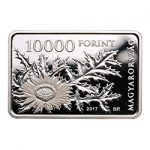 Hungary: Bükk National Park featured on latest rectangular silver coin