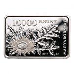 Hungary: Bükk National Park featured on latest rectangular silver coin