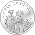 Switzerland: Quintessentially Swiss, the art of yodelling features on latest silver coin
