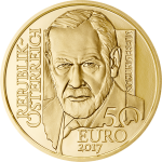 Austria: Noted figure in psychology remembered on new gold coin
