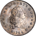 Lord St. Oswald–Norweb 1794 Flowing Hair silver dollar to feature in Stack's Bowers Galleries' August 2017 ANA auction