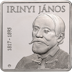 "Hungary: János Irinyi, inventor of the match, features on latest ""Hungarian Inventors"" coin"